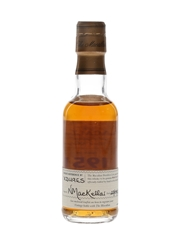 Macallan 1951 51 Year Old Fine & Rare Bottled 2002 - Cask No.644 5cl / 52.3%