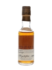 Macallan 1950 52 Year Old Fine & Rare Bottled 2002 - Cask No.598 5cl / 46.7%