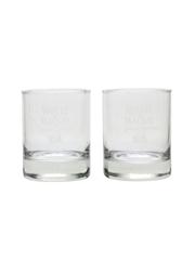 Whyte & Mackay Whisky Tumblers