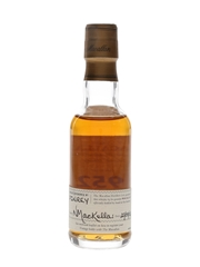 Macallan 1952 50 Year Old Fine & Rare Bottled 2002 - Cask No.627 5cl / 50.8%