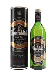 Glenfiddich Special Reserve Bottled 1980s-1990s 100cl / 40%