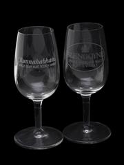 Bunnahabhain & Glengoyne Tasting Glasses