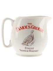 Famous Grouse Water Jug Wade Ceramic 11.5cm x 8cm
