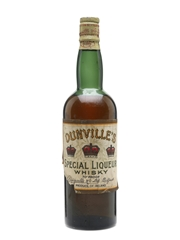 Dunville's Three Crowns Special Liqueur Whisky