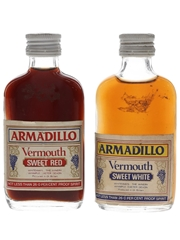 Armadillo Sweet Red & White Vermouth