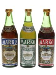 Angove's Marko Bianco, Dry & Sweet Vermouth
