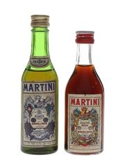 Martini Bianco & Rosso Vermouth