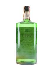 Sir Robert Burnett's White Satin Gin Bottled 1980s - Seagram 75cl / 40%