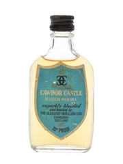 Cawdor Castle Bottled 1970s 5cl / 40%