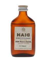 Haig Gold Label Bottled 1960s 5cl / 40%