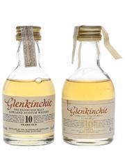 Glenkinchie 10 Year Old  2 x 5cl / 43%