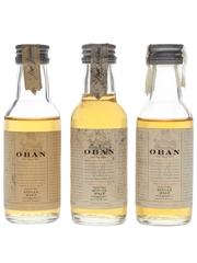 Oban 14 Year Old  3 x 5cl / 43%