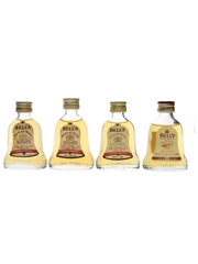 Bell's Extra Special & 8 Year Old Bottled 1970s, 1980s & 1990s 4 x 5cl / 40%