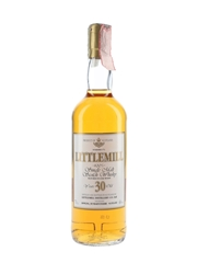 Littlemill 30 Year Old