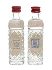 Vicente Bosch Anis Del Mono Bottled 1970s 2 x 4cl