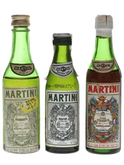 Martini Dry & Sweet Vermouth