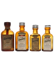 Cointreau Bottled 1950s-1960s 4 x 3cl-5cl / 40%