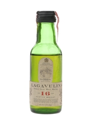 Lagavulin 16 Year Old White Horse Distillers 5cl / 43%