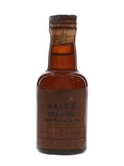 Haig's Gold Label Spring Cap