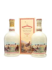 Famous Grouse Highland Decanter 2 x 70cl