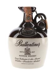 Ballantine's Ceramic Decanter