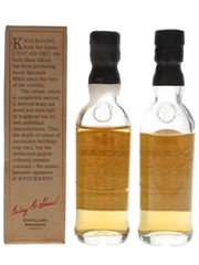 Knockando 1973 Bottled 1985 - Justerini & Brooks 2 x 5cl / 43%