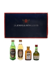 J R Phillips Miniature Selection