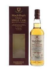 Macallan 1990 Mackillop's Choice