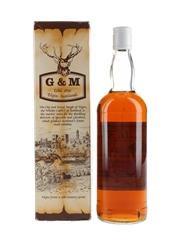Glenlivet 1938 Bottled 1980s - Gordon & MacPhail 75cl / 40%