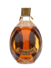 Dimple 12 Year Old Bottled 1980s 75cl