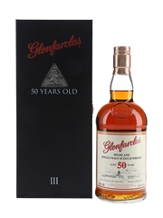 Glenfarclas 50 Year Old Family Collector III