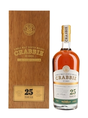 Crabbie 25 Year Old