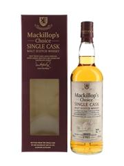 Linkwood 1985 Mackillop's Choice