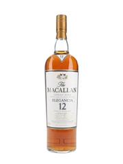 Macallan Elegancia 12 Year Old  100cl / 40%