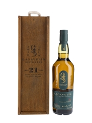 Lagavulin 21 Year Old Distillery Exclusive