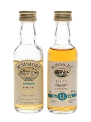 Bowmore Legend & 12 Year Old