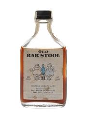 Old Bar Stool Bottled 1950s - Par Beverage Corp. 4.7cl