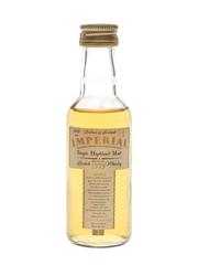 Imperial 1979 Bottled 1990s - Gordon & MacPhail 5cl / 40%