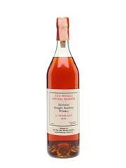 Van Winkle 12 Year Old – Lawrenceburg Stitzel-Weller Pre-1999 75cl / 45.2%