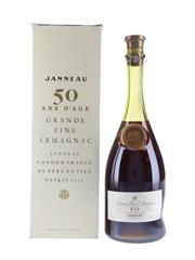 Janneau 50 Year Old