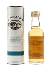 Bowmore 10 Year Old Bottled 1990s 5cl / 43%