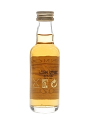 Bowmore 17 Year Old Bottled 1990s 5cl / 43%
