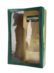 Old Comber 30 Year Old With Lead Crystal Glass Bottled 1980s 75cl / 40%