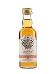 Bowmore Dusk Bottled 1990s - Claret Casked 5cl / 50%