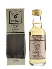 Caol Ila 1995 Bottled 2000s - Connoisseurs Choice 5cl / 40%