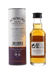 Bowmore 18 Year Old  5cl / 43%