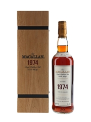 Macallan 1974 30 Year Old Fine & Rare