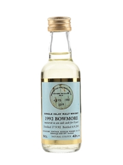 Bowmore 1992 8 Year Old