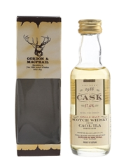 Caol Ila 1988 Cask Strength Bottled 2002 - Gordon & MacPhail 5cl / 57.6%