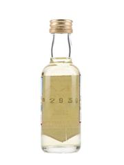 Askaig 1978 15 Year Old Cask 1037 Bottled 1993 - The Master Of Malt 5cl / 43%